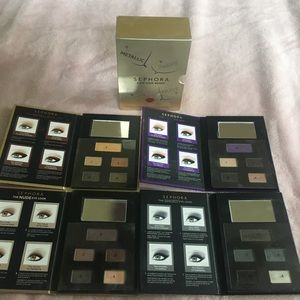 LN Sephora Eye Look Book Lot Of 4 Eye Stories